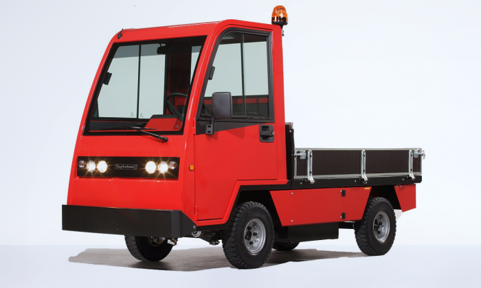 Electric burden carriers | Spijkstaal International
