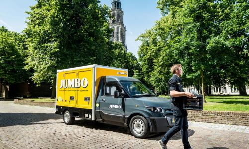 Package & Delivery Services | Spijkstaal